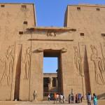 Edfu_tempelet