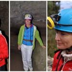 """Med """"kledelige"""" hodeplagg inntar vi Vindgrotten, Cueva del Vinto"""